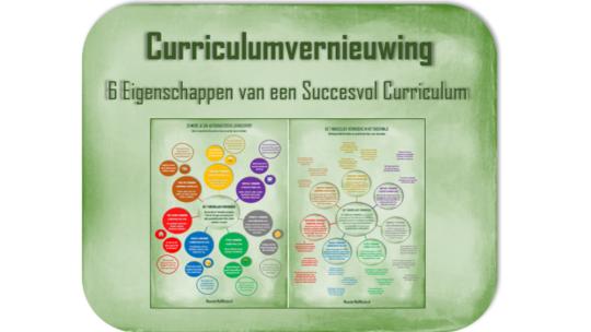 Curriculumvernieuwing in het Onderwijs – 6 Eigenschappen van een Succesvol Curriculum
