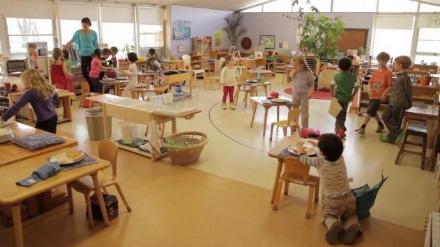 Afbeeldingsresultaat voor montessori  prepared learning environment